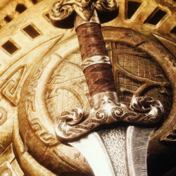 apologetics shield and sword